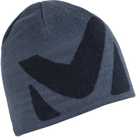 Millet Logo Beanie Men Teal Blue/Ink